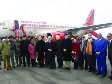 Guided tour in J&K