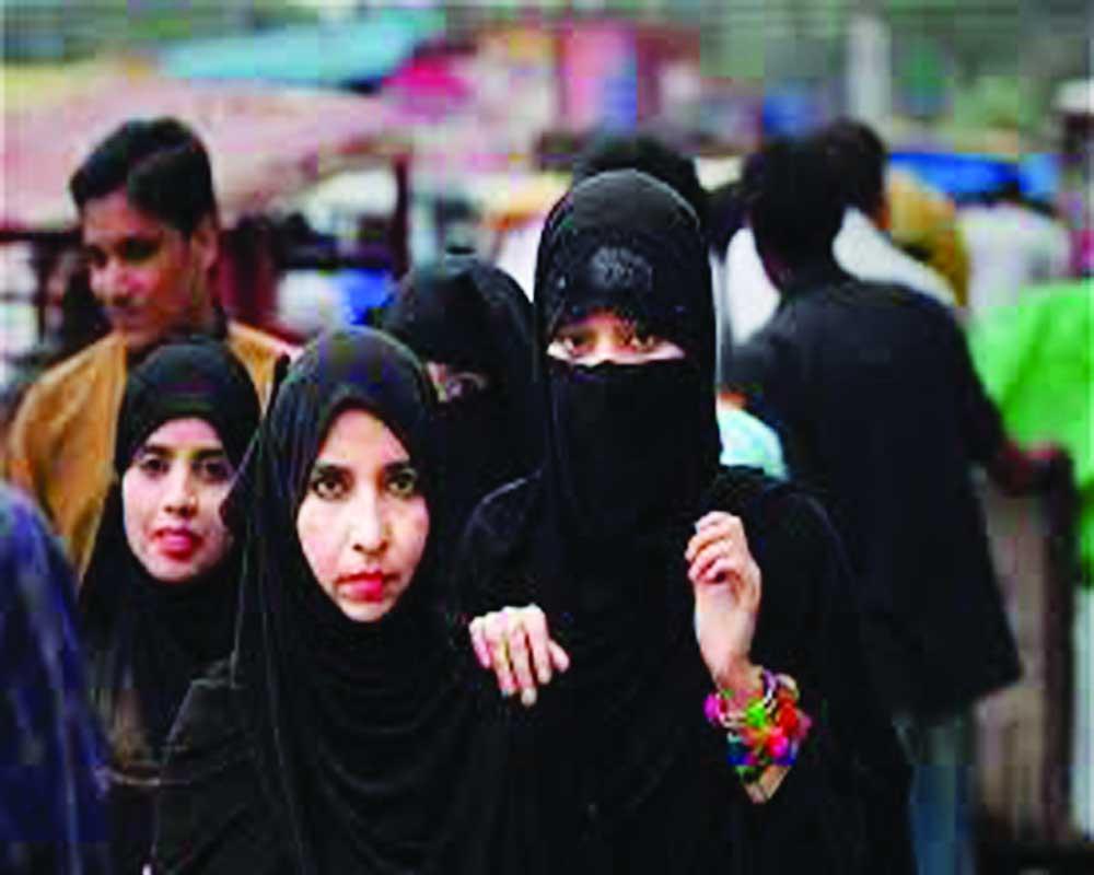 Opp disunity over Triple Talaq Bill