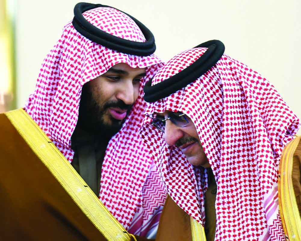 Saudi crackdown