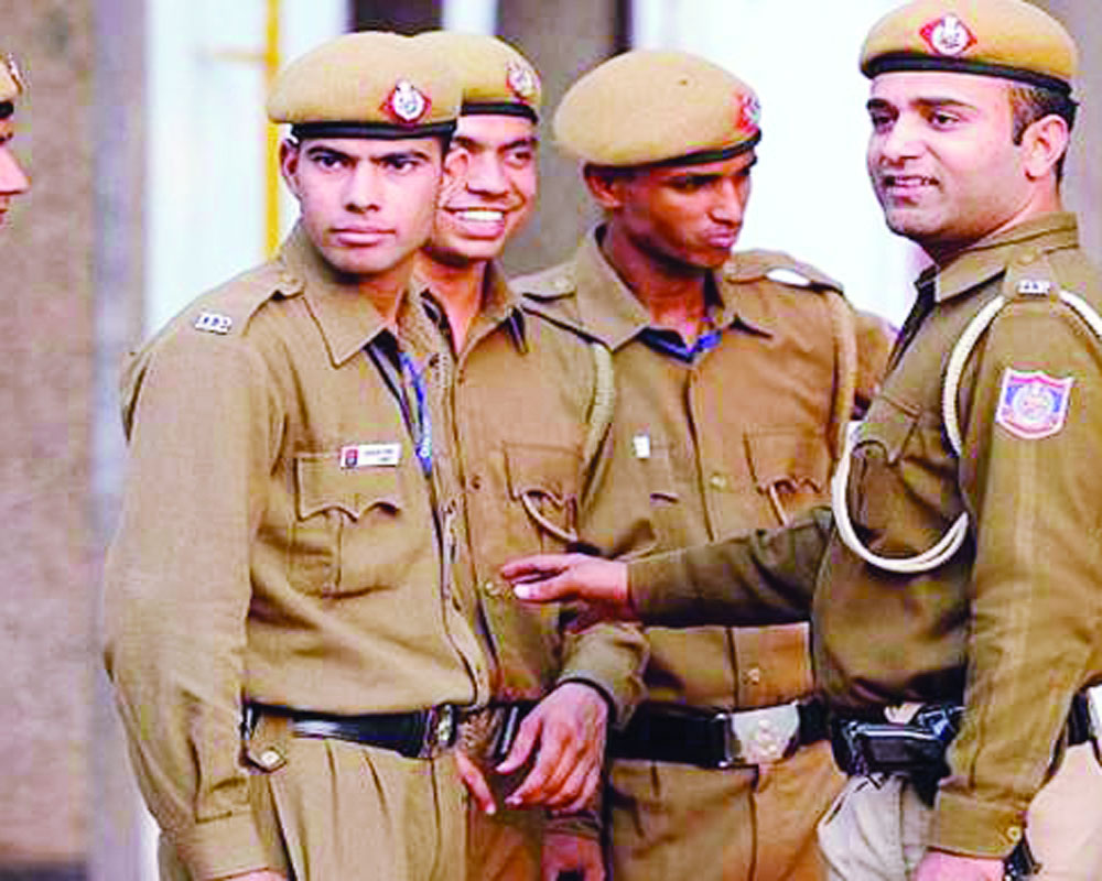 Need to Build a Strong Character and Attitude among Police