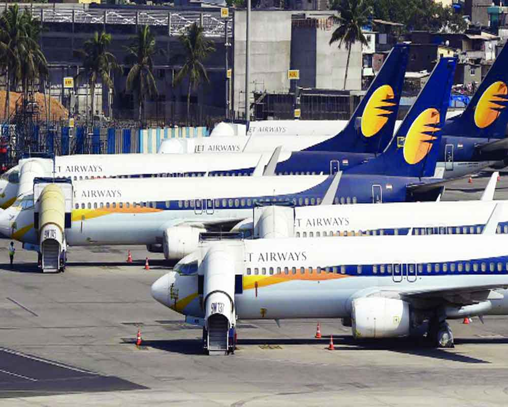 Bidding Jet Airways Adieu