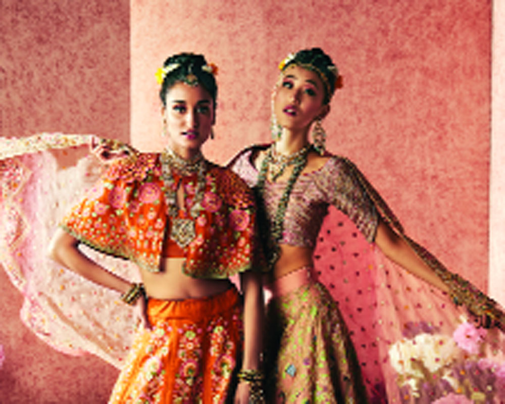 Bridal Asia 2019 reveal new bold trends for the D-day