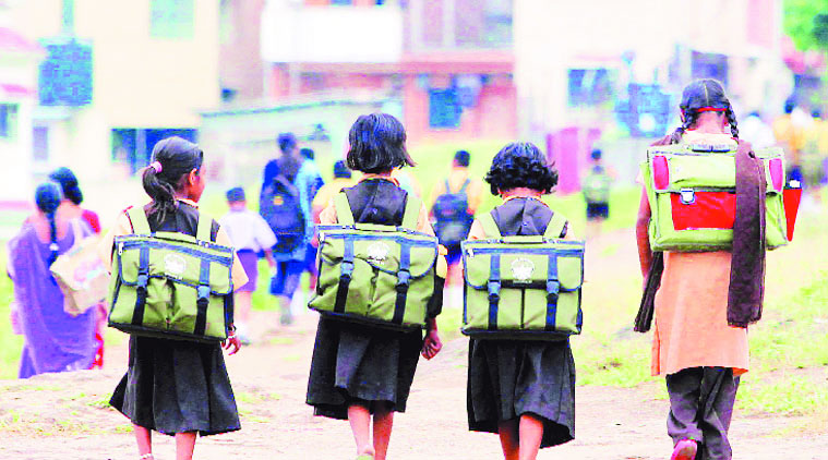 Government's Decision on School Bags and Grades