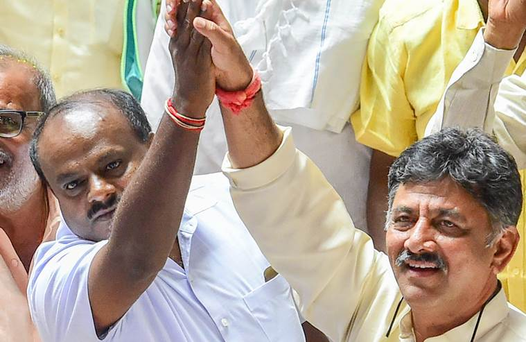 JD(S) and Congress Coalition in Karnataka is in Crisis!
