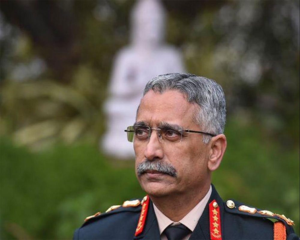 Situation along China border tense, nation but can count on us: Army Chief Naravane