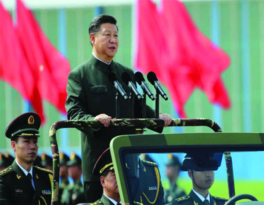 PLA's 'Peace Disease'