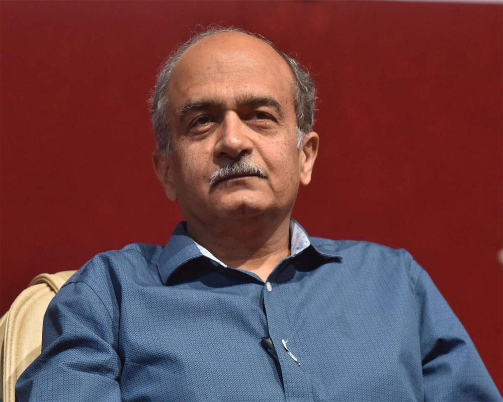 SC fines Prashant Bhushan one rupee for contempt of court