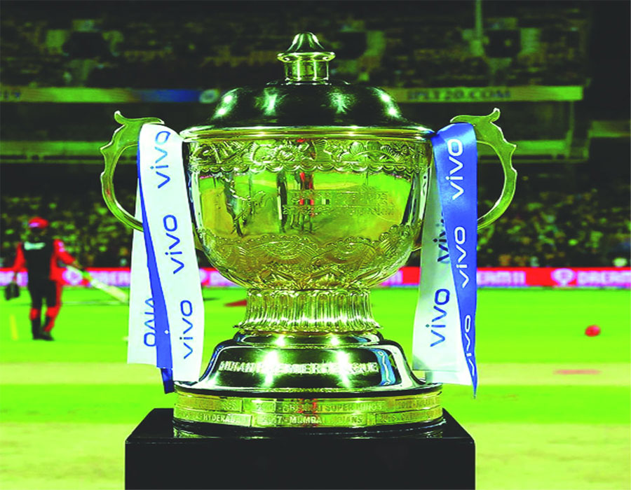 The IPL is back
