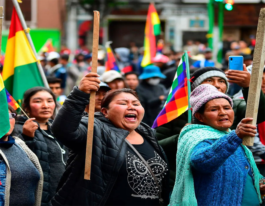 Democracy not dead in Bolivia