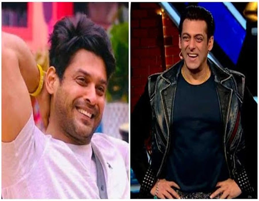 Sidharth Shukla topples Weekend Ka Vaar episode with Salman Khan to become the top Sunday trend