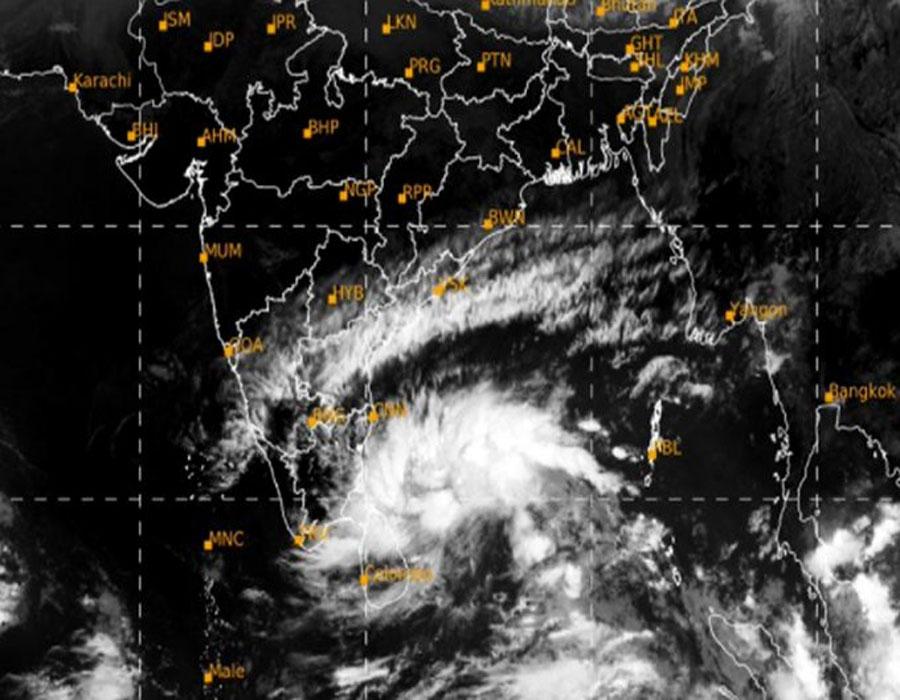 Tamil Nadu braces for Cyclone Nivar