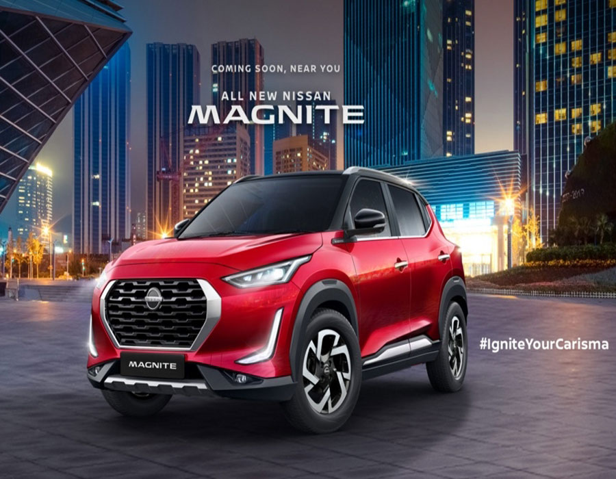 Nissan prices all-new Magnite SUV at Rs 4.99L