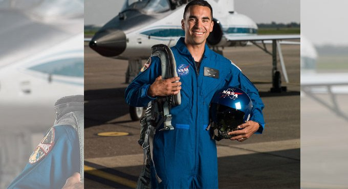 Indian-American Raja Chari picked by NASA for Artemis Moon missions
