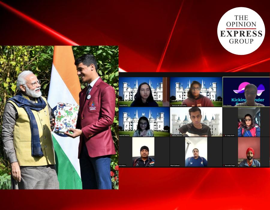 Kicking Gender Boundaries and winner of Prime Minister's National Child Award 2020