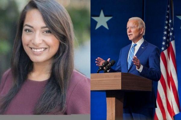 Techie Aisha Shah named for White House job