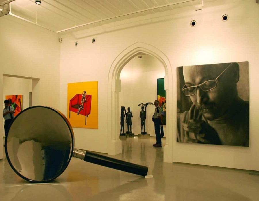 Mumbai art gallery to reopen with show on nature, self