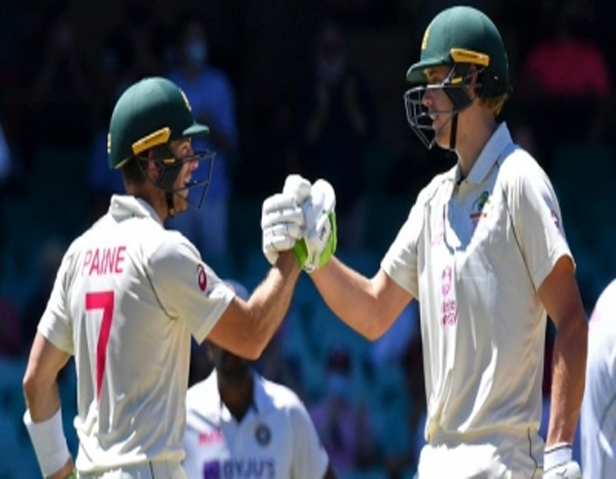 3rd Test: Aus declare at 312/6, set 407-run target for India