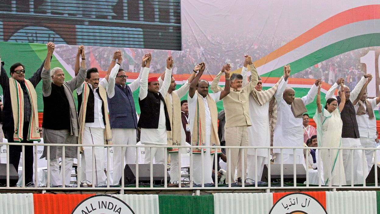 Opposition looking beyond Congress to challenge BJP