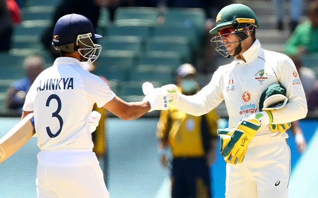 Indian secure draw to keep the series open in Australia