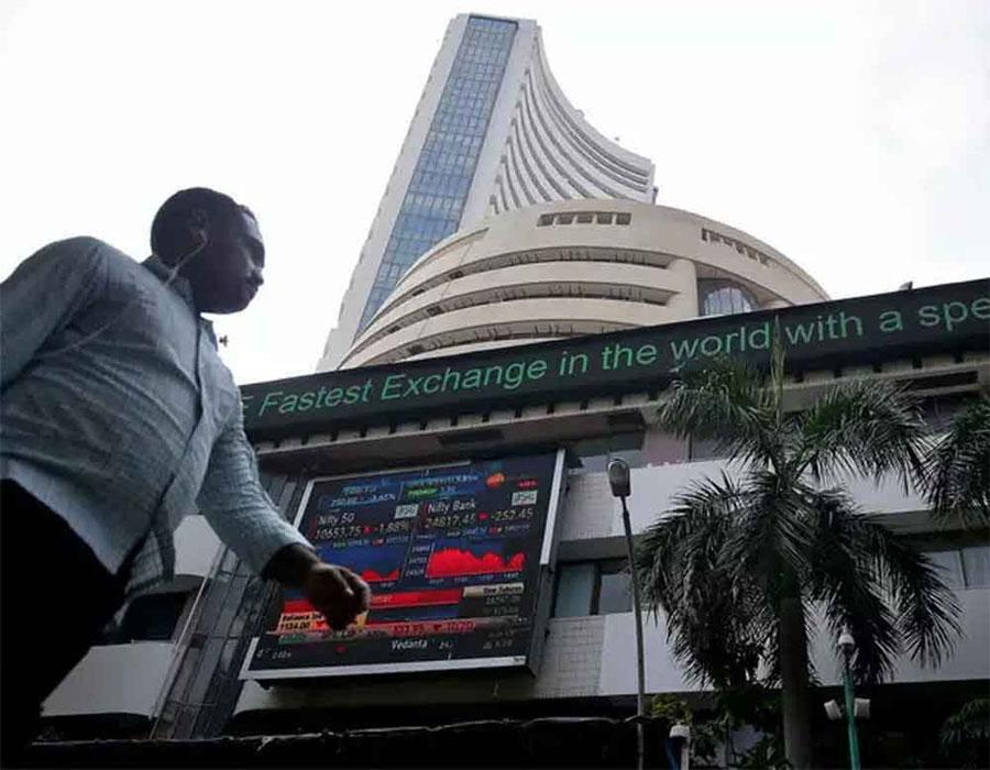 Sensex falls 144 points, banking stocks fall