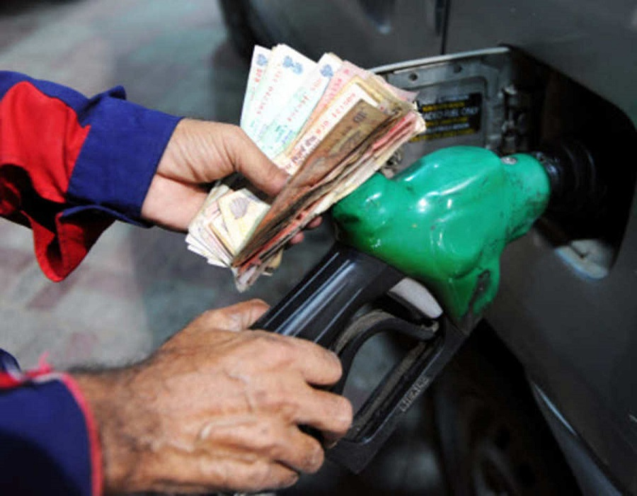 Hike in petrol, diesel rates after global oil price jump