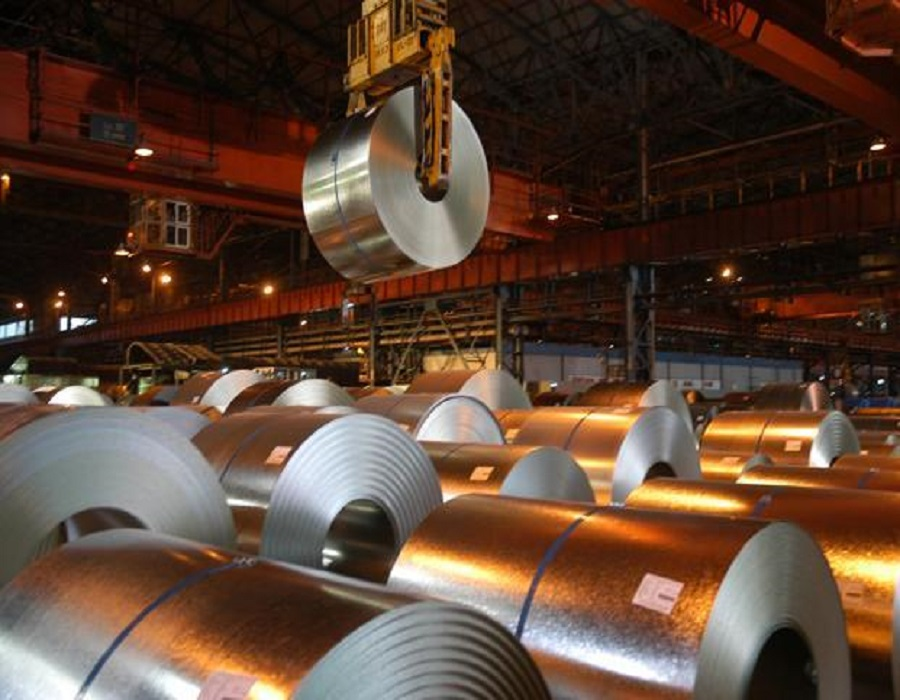 Rising Chinese demand brings good fortune for Indian steel sector