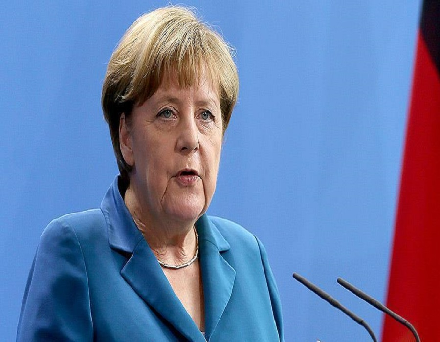 Merkel expects talks with Biden admin about Nord Stream 2