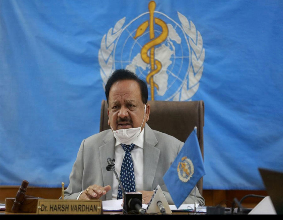 India has successfully contained Covid pandemic: Harsh Vardhan