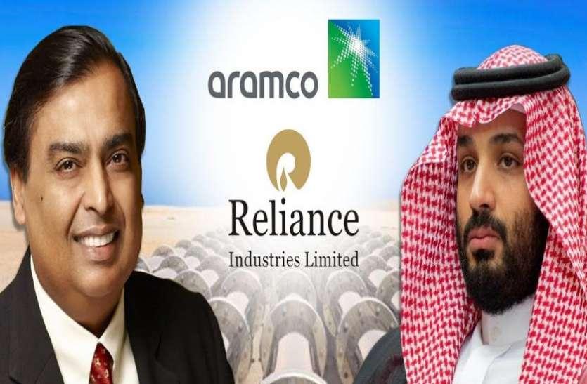 RIL Aramco partnership back on track
