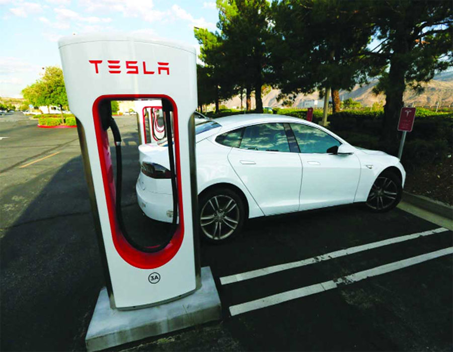 China 'bans' Tesla entry into military, govt premises