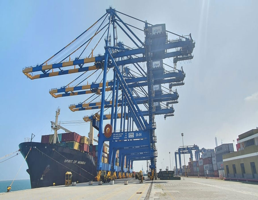 Adani Ports to acquire 58.1% in Gangavaram port