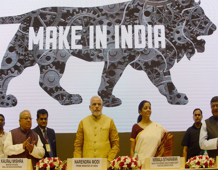 'Make in India' epitomises challenges to trade relationship: US
