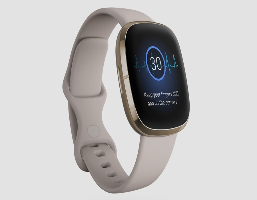 Fitbit researching wrist-based BP tracking in 'Sense'