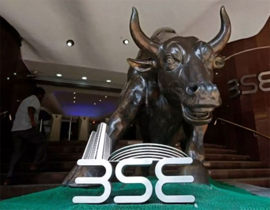 Equity indices in green amid choppy trade