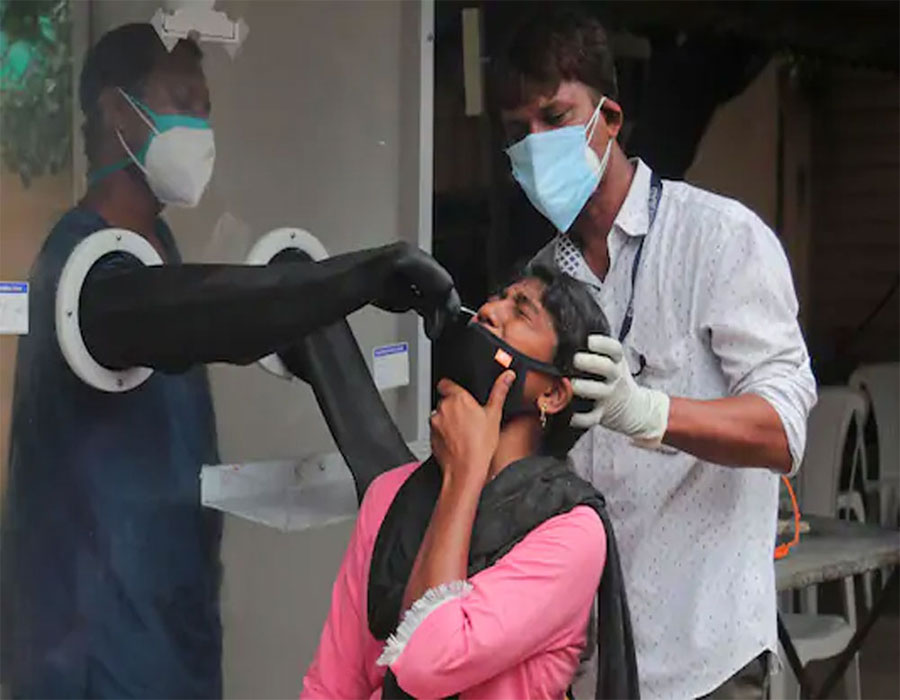 Telangana records 2,478 cases in a new daily high