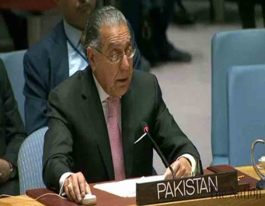 After India-led UNSC martime session, Pak threatens continued militarisation
