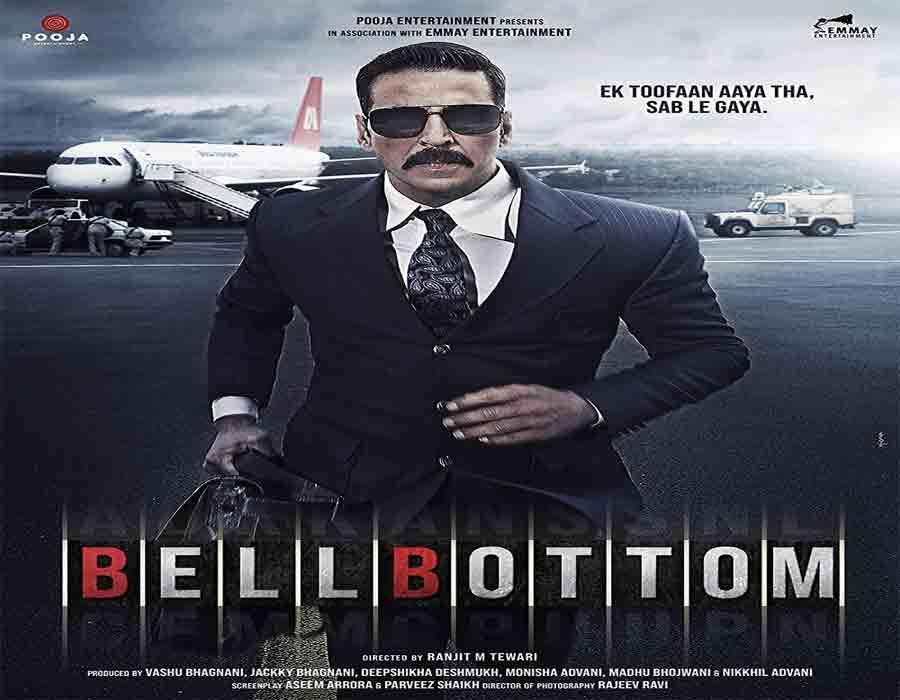 Akshay Kumar's 'Bell Bottom' to release on Aug 19