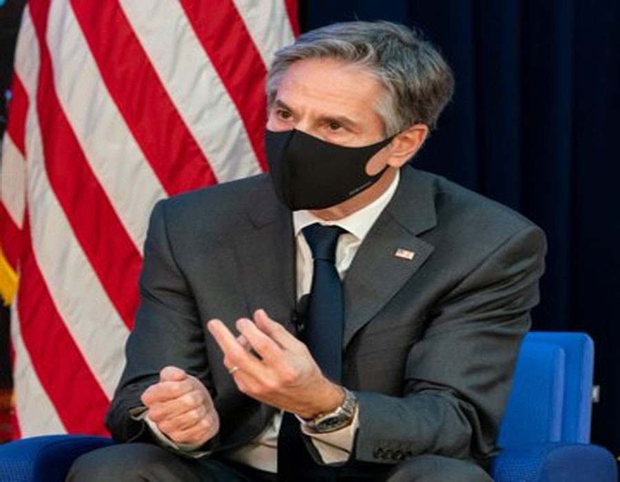 Amid row with France, Blinken says US 'strongly supports' Paris-New Delhi ties