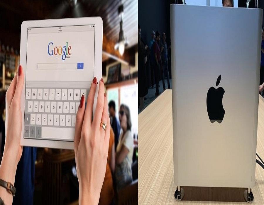 Apple, Google remove 'Navalny' voting app in Russia