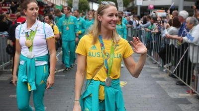 Aussie Olympic gold medallist to be voice of Brisbane 2032 athletes