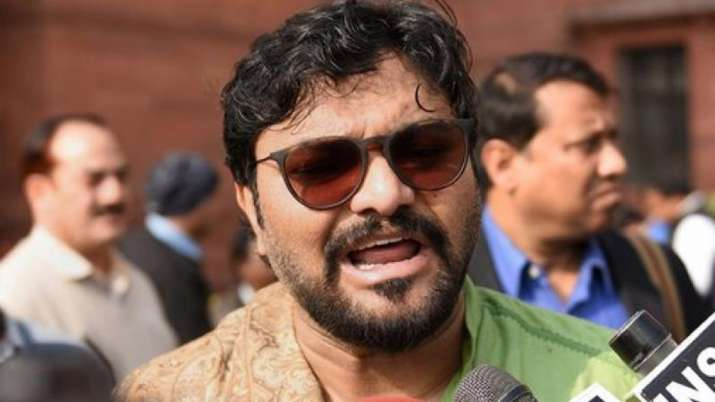 Babul Supriyo announces to quit politics