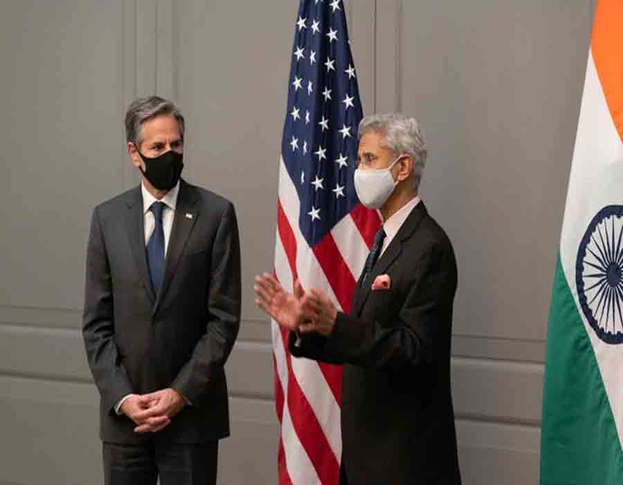 Blinken discusses Afghan situation with Jaishankar 2nd time this week