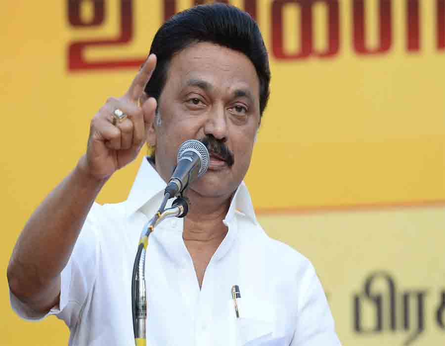 Don't move Indian Marine Fishermen Bill: Stalin to PM
