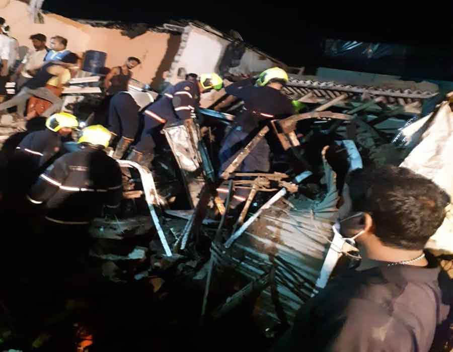 First mega-monsoon tragedy as 11 killed in Mumbai house-crash
