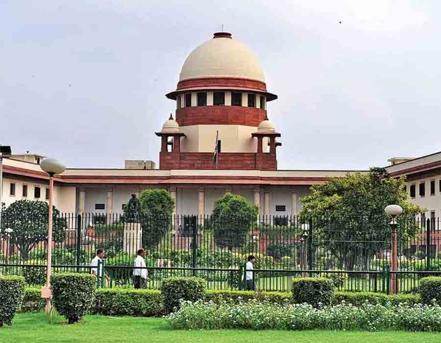 Free him on or before 5pm today: SC on activist held for FB post