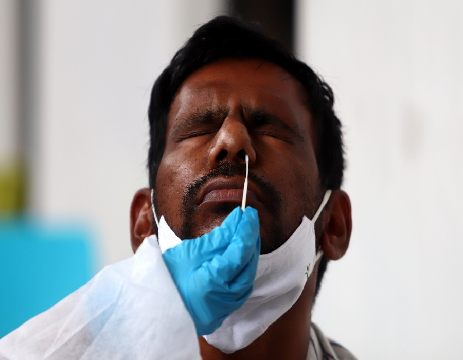 India logs 20,799 fresh Covid cases, 180 deaths