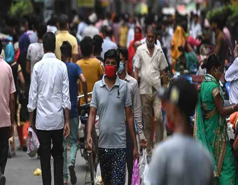 India logs 41,383 new Covid cases, 507 deaths