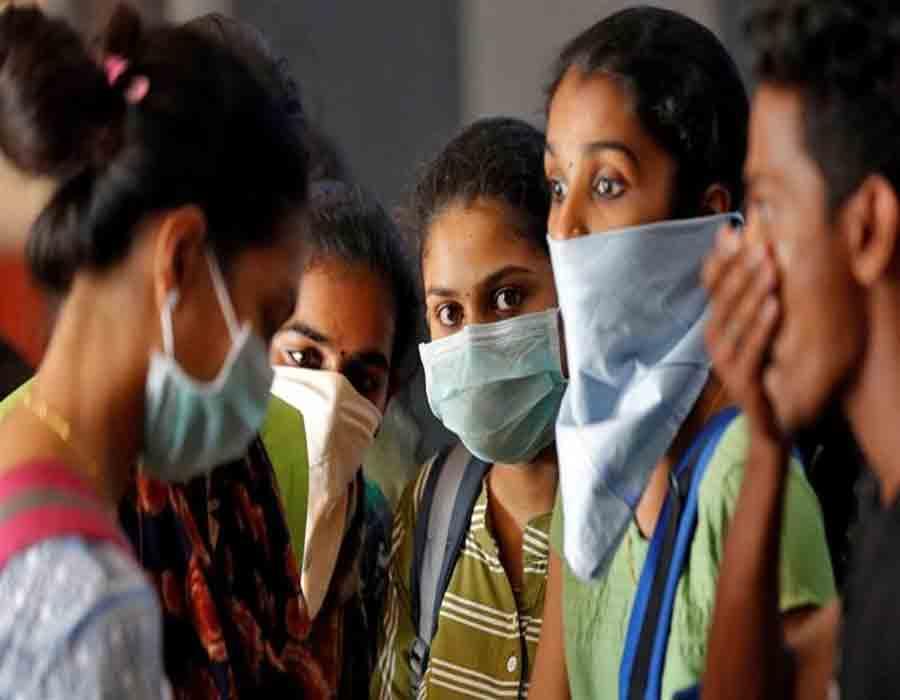 India logs 42,766 Covid cases, Kerala continues upward trend