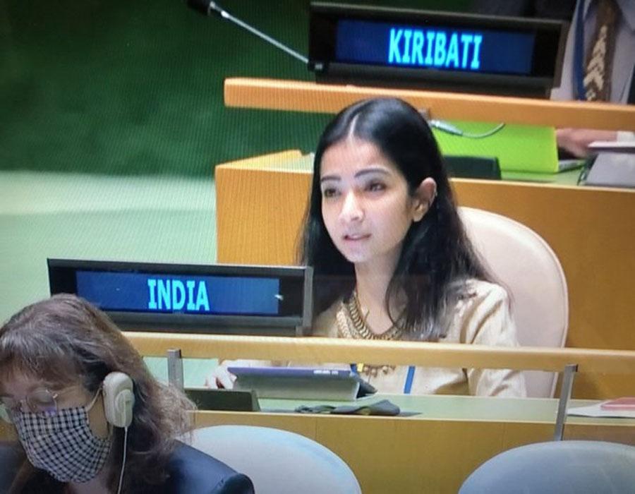 India responds to Imran: Pak a 'supporter of terrorists, suppressor of minorities'