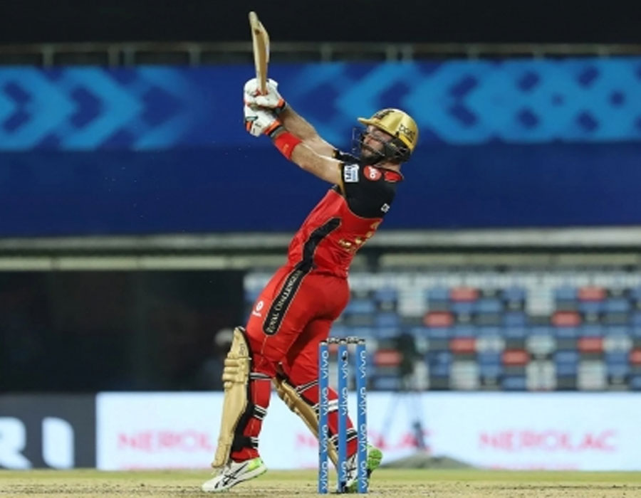 IPL is a 'good lead-in' for T20 World Cup, says Maxwell
